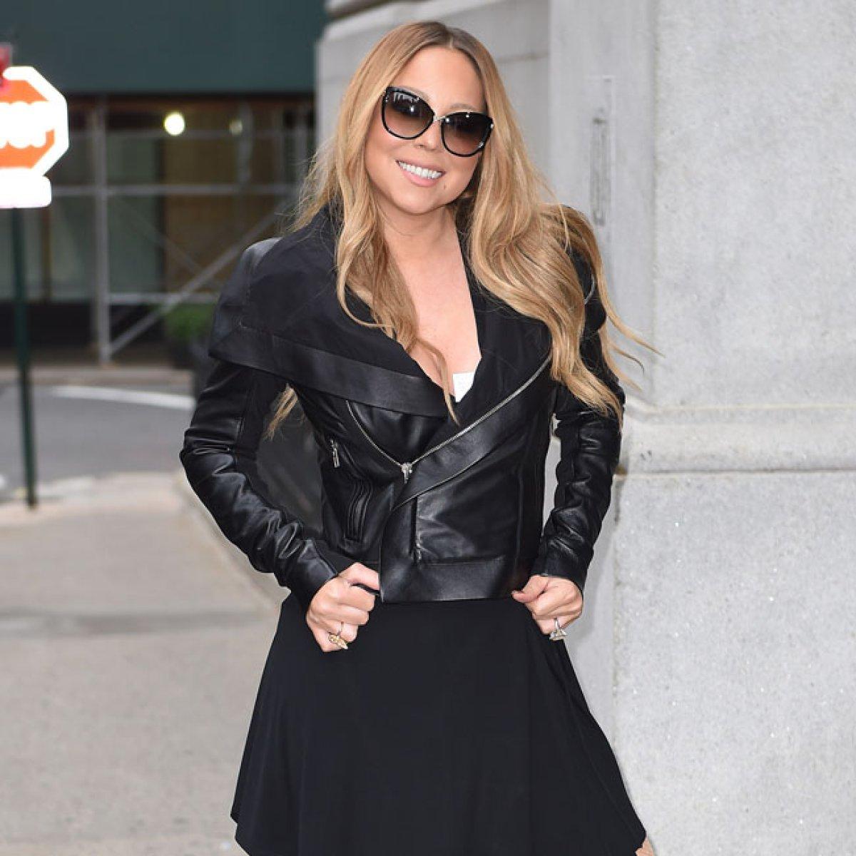 Mariah Carey cumple el sueño de cualquier fan de 'Juego de tronos'