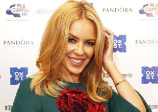 Kylie Minogue vuelve a la escena musical