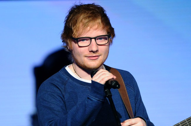 Ed Sheeran se casa