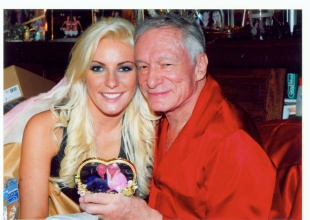 ¿Qué ha sido de la viuda de Hugh Hefner tras la muerte del fundador de Playboy?