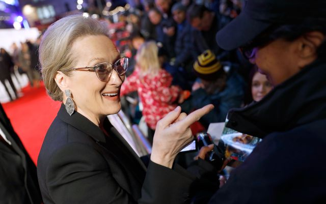 Meryl Streep se une a la segunda temporada de 'Big Little Lies'