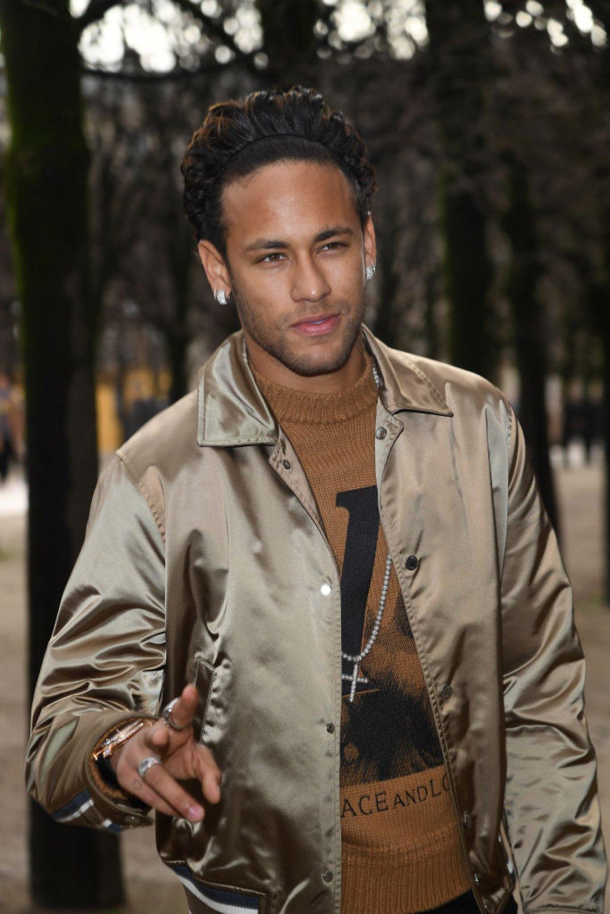 La emocionante reacción de Neymar Jr en su cumpleaños