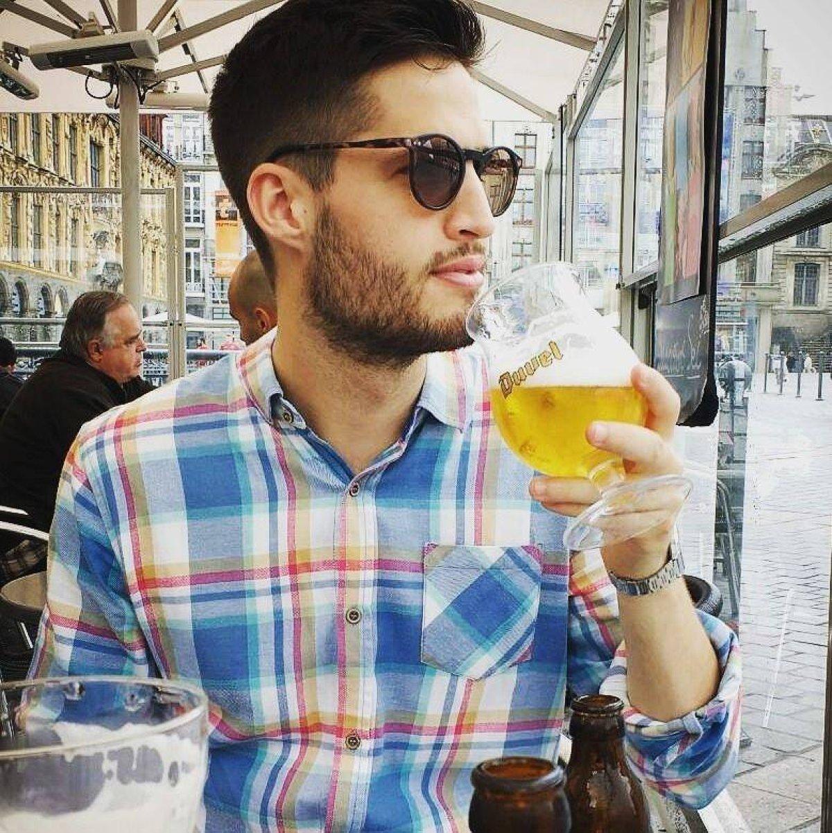 Conoce al joven Belga que usó tinder para viajar gratis por toda Europa