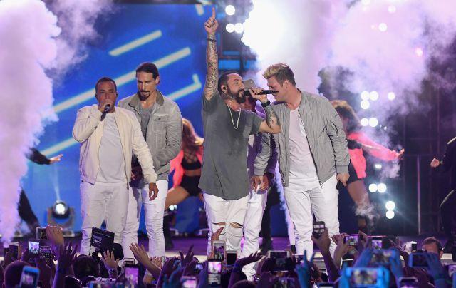 ¿The Backstreet Boys se unirán pronto con BTS?