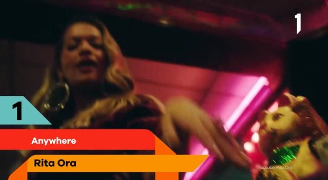 Esta semana la casilla #1 es para Rita Ora con