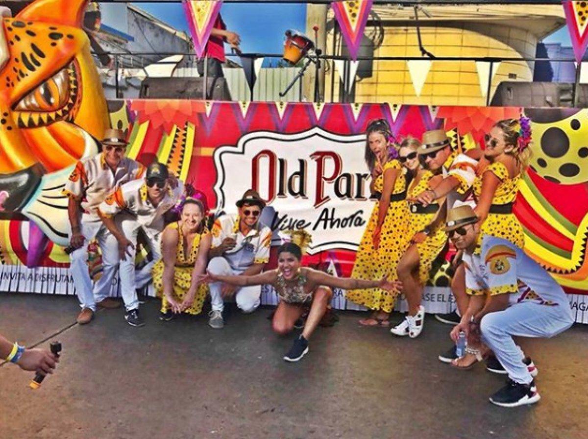 Estos fueron los mejores trajes del Carnaval de Barranquilla