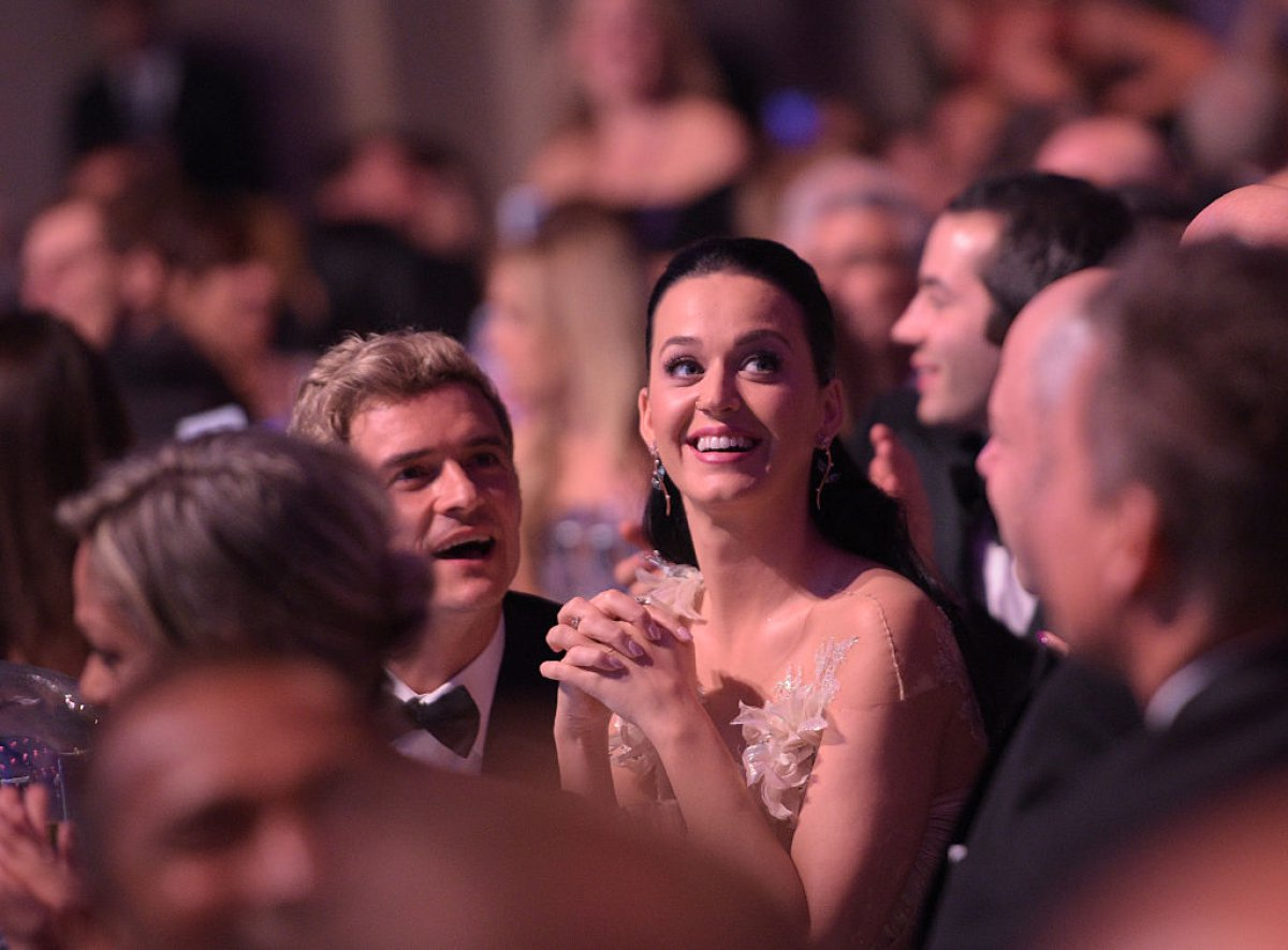 Al parecer Katy Perry y Orlando Bloom volvieron