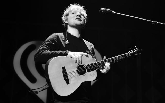 Al parecer el próximo álbum de Ed Sheeran no será pop