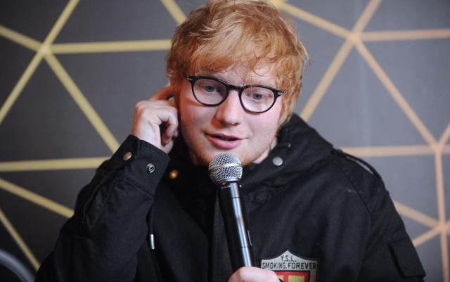 Ed Sheeran solo se sintió 'acomplejado' por su peso en este momento de su vida