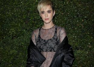La desesperada reacción de Katy Perry por el ramo de una novia que divierte a sus fans