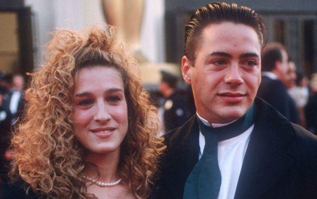 Sarah Jessica Parker estaba convencida que su ex Robert Downey Jr. moriría de una sobredosis