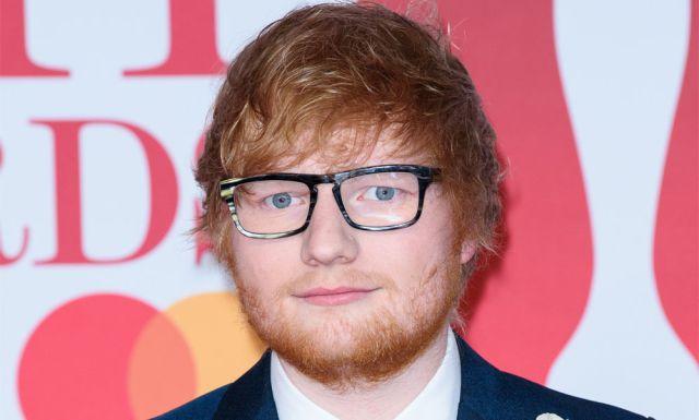 Ed Sheeran cambia la fiesta de los Brits por una cena en casa con su prometida