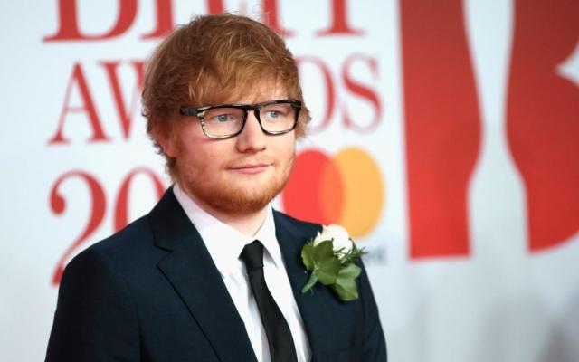 Así celebrará Ed Sheeran sus despedidas de soltero