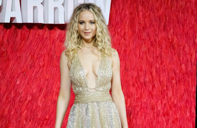 Jennifer Lawrence y su poderosa razón para desnudarse