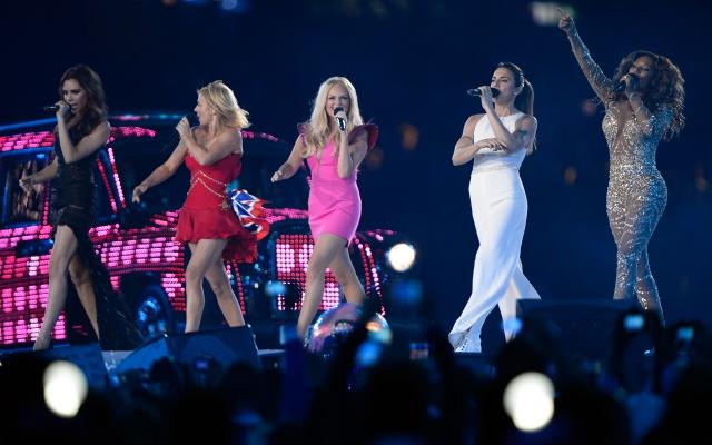 Las Spice Girls estarán en la boda de Enrique y Meghan