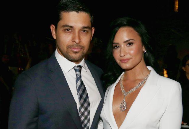 ¿Demi Lovato volvería con su ex Wilmer Valderrama?