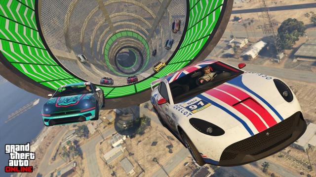 El videojuego Grand Theft Auto Online se renueva