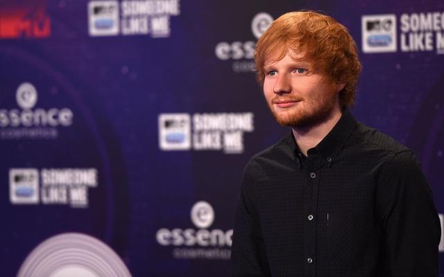 ¿Ed Sheeran se casó a escondidas?