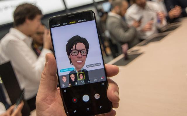Conviértete en un Emoji con el nuevo Galaxy S9