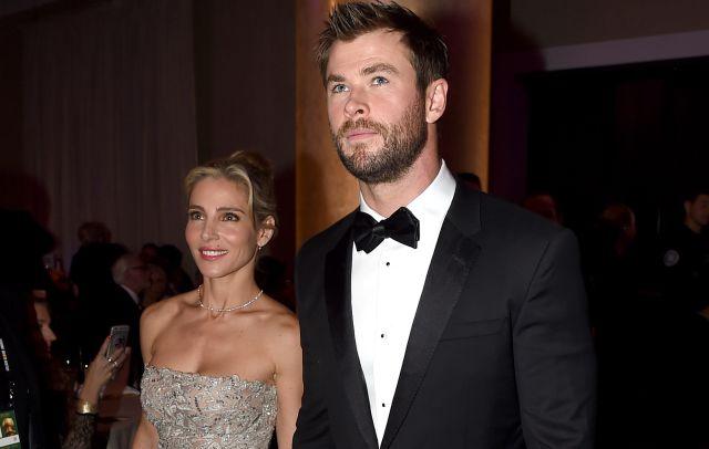 Los divertidos momentos familiares que protagoniza Chris Hemsworth