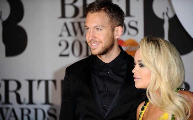 Calvin Harris y Rita Ora ¿volvieron a hablar?