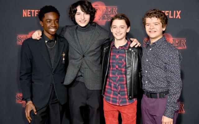"""Actor de Stranger Things se lanza a la musica con """"City Boy"""""""