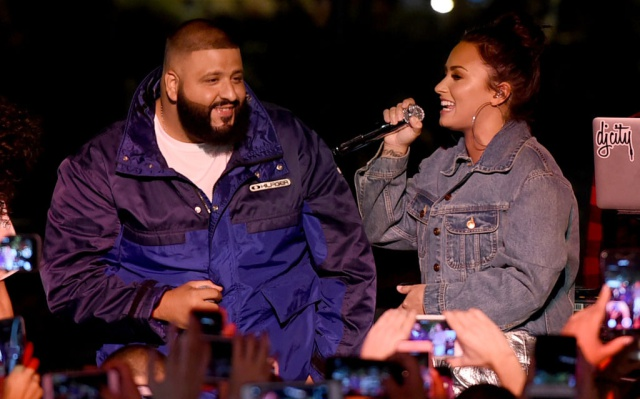 "Demi Lovato vuelve a Disney junto a Dj Khaled con ""I BELIEVE"""