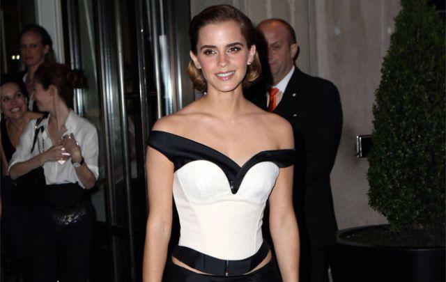 Así celebra Emma Watson el día internacional de la mujer