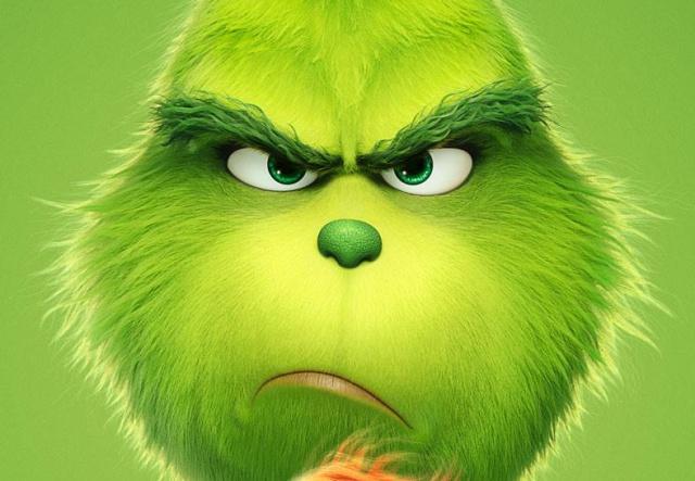 """""""El Grinch vuelve a los cines"""""""