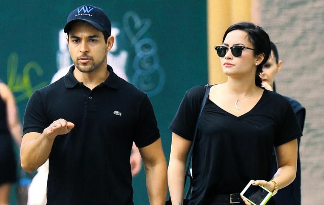 Hasta la mamá de Demi Lovato quiere que vuelva con Wilmer Valderrama
