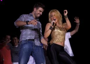 Las infartantes fotos de Shakira que muchos aplauden en redes