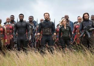 """El tráiler de """"Avengers: infinity war"""" causa sensación en el mundo"""