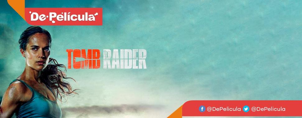 Tomb Rider llega con nuevas aventuras de Lara Croft