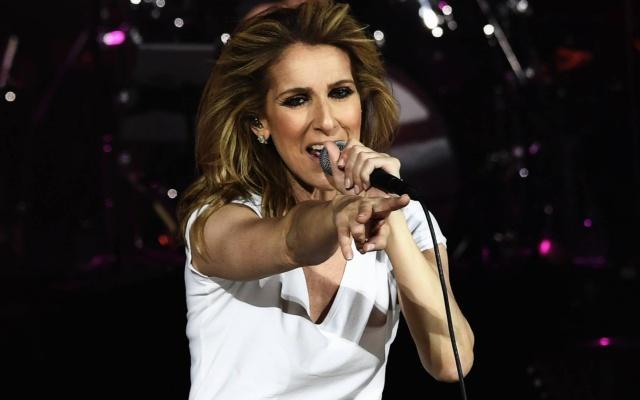Céline Dion cancela espectáculos en Las Vegas para pasar por quirófano