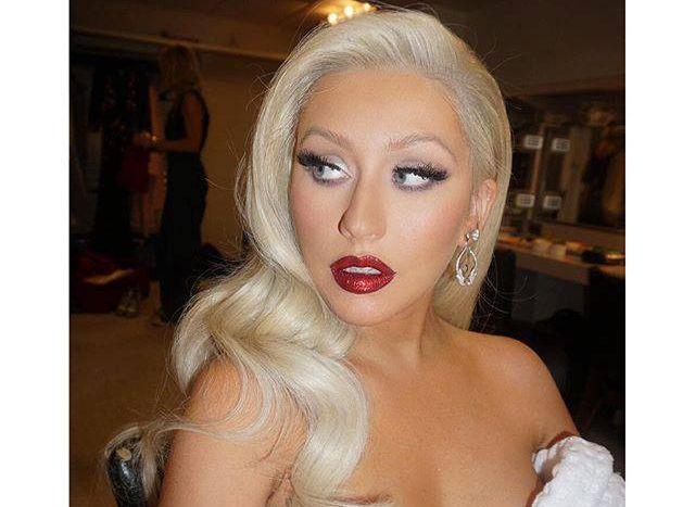 Christina Aguilera impresiona a sus fans con esta foto sin maquillaje