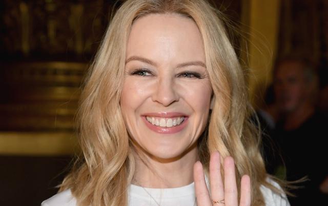 Kylie Minogue nos sorprende con esta noticia
