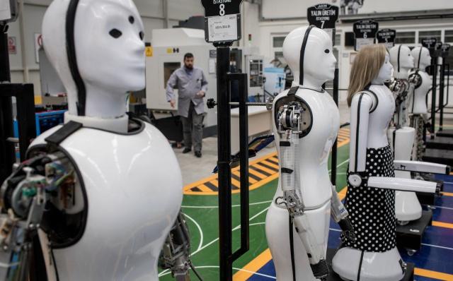 Fribo: un robot diseñado para hacer compañía a quienes viven solos