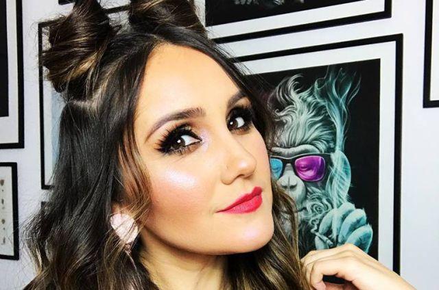 Dulce María, ex RBD, postea una foto con su novio y dicen que parece su 'papá'