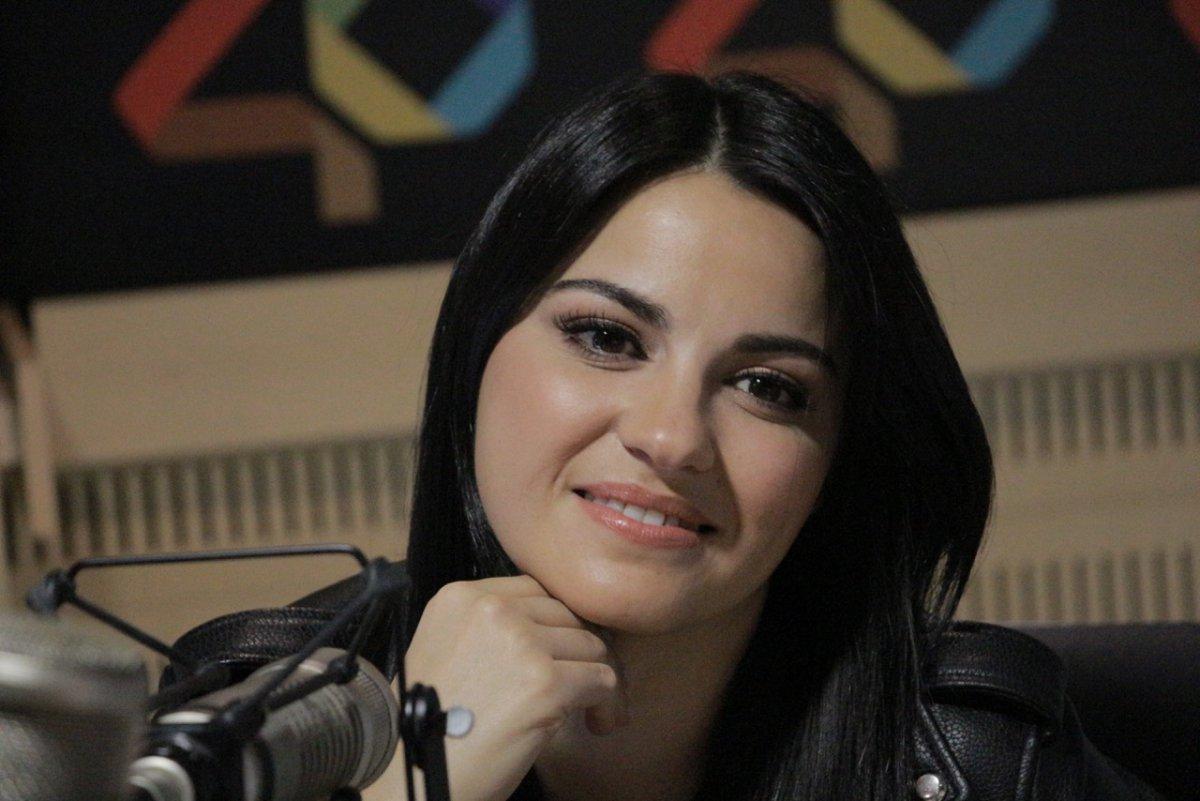 Maite Perroni destapó varios secretos de su vida en El Morning