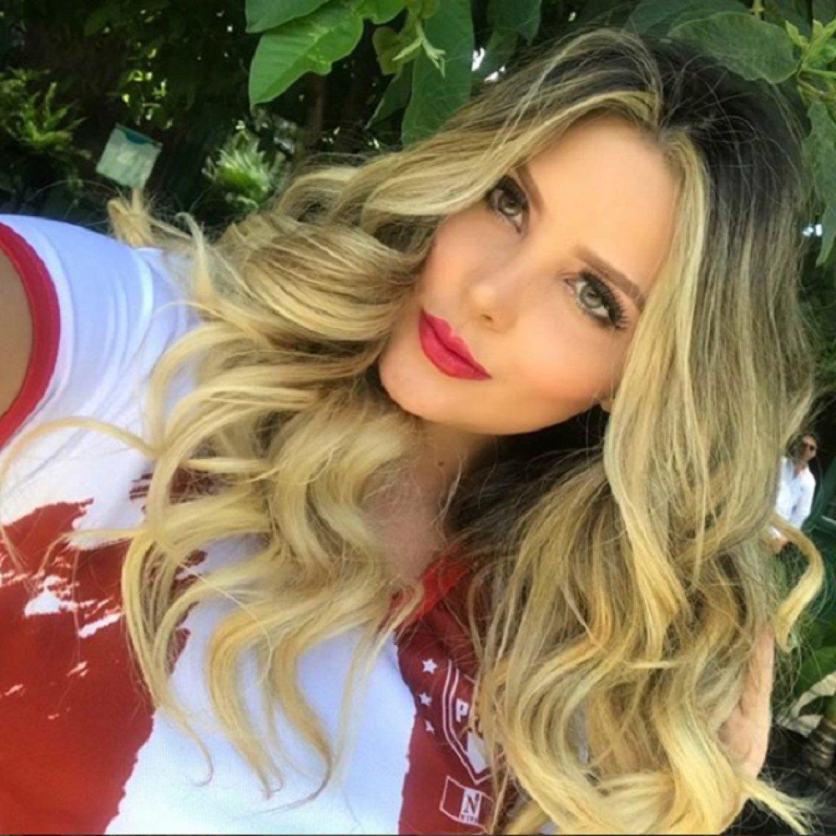 La modelo colombiana que Playboy México declara como la más sexy de instagram