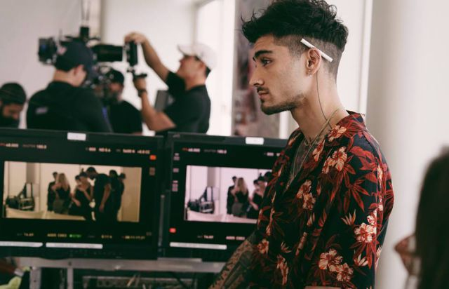 Zayn Malik estrena el video de su nueva canción