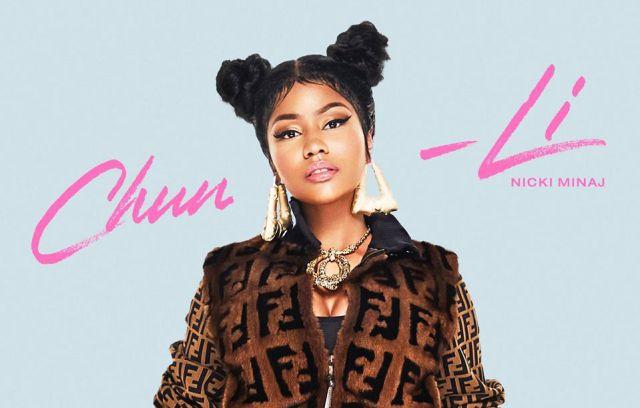 """Nicki Minaj estrena dos nuevas canciones """"Barbie Tingz"""" y """"Chun-Li"""""""