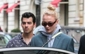 Sophie Turner no habla sobre el final de 'Juego de tronos' ni con Joe Jonas