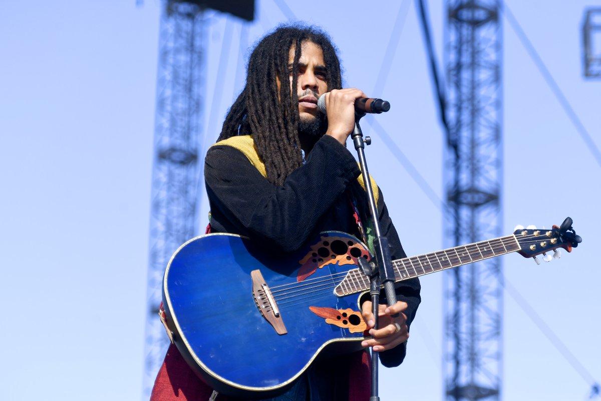 Las mejores fotos de Skip Marley en Coachella 2018