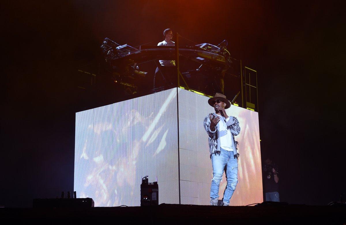 Kygo lo dejó todo en el escenario de Coachella 2018