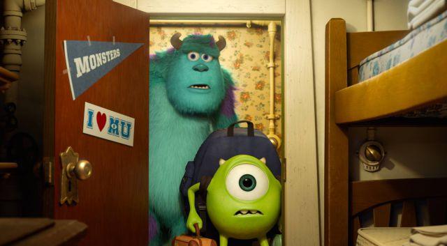 Llega el Pixar Fest un mágico festival al que todos quisieran asistir