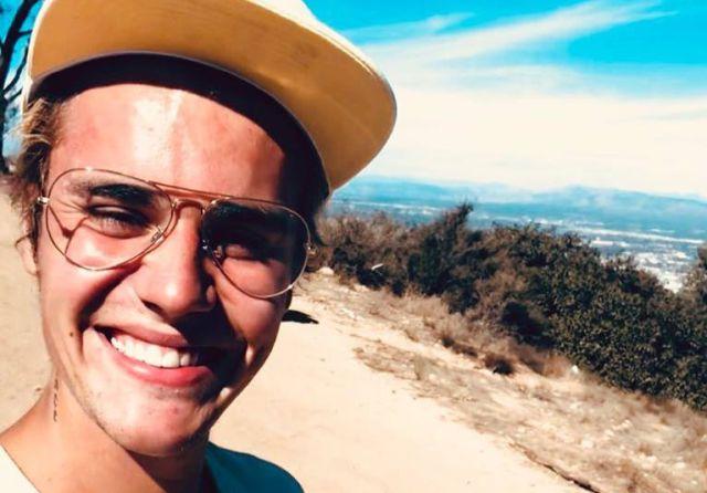 Así fue captado Justin Bieber bailando cumbia en Coachella 2018