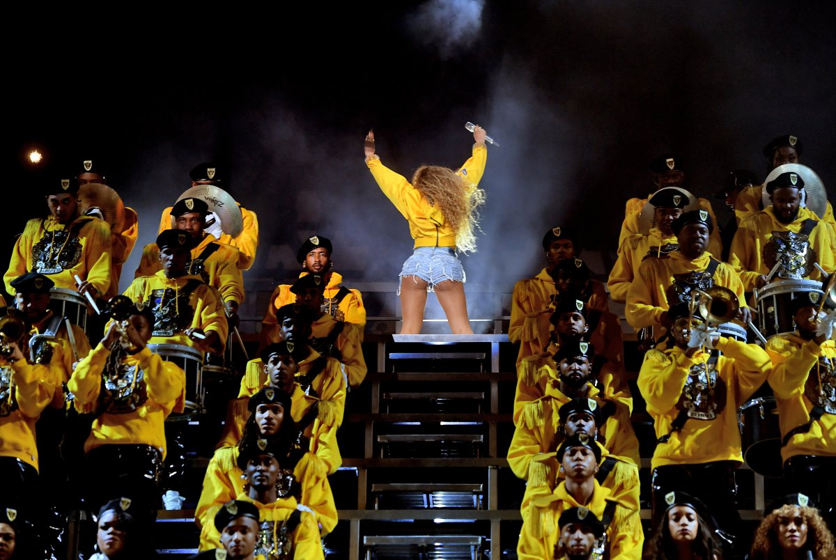 Beyoncé se convierte en la reina de Coachella con un show que pasará a la historia