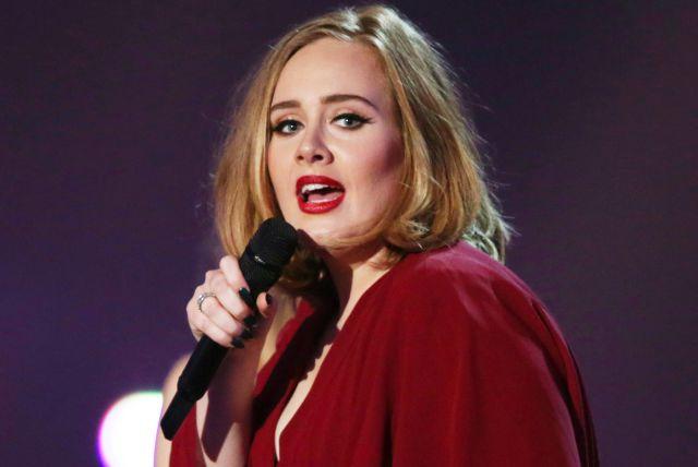 La efusiva reacción de Adele al ver a Beyoncé en Coachella