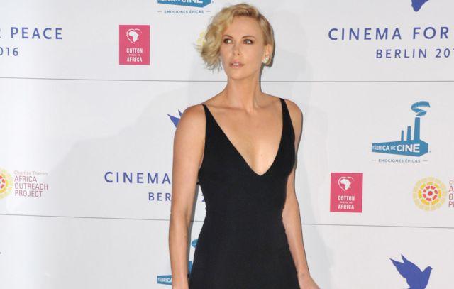 Charlize Theron tuvo que subir 22 kilos para su nueva película